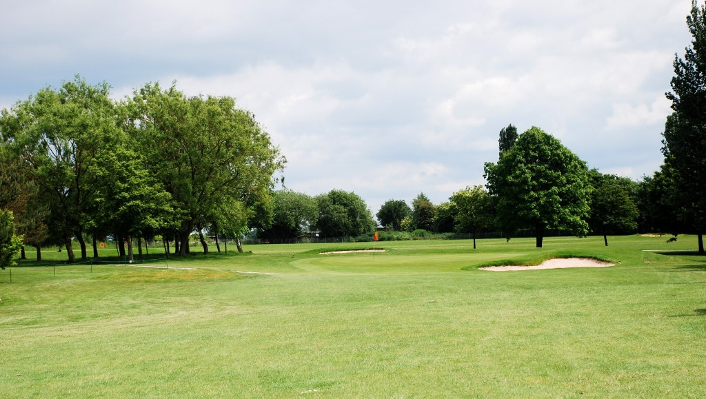 Malkins Bank Golf Course
