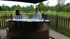 Wedding - outdoor bar